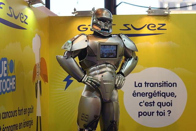 File gdf suez salon du livre de paris for Salon du livre porte de versailles 2015