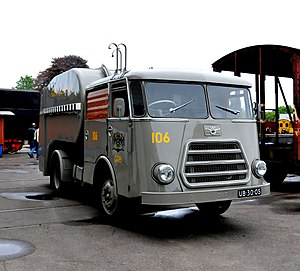 DAF Trucks - DAF Truck typ G1300DA325