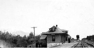 Dunster, British Columbia Community in British Columbia, Canada