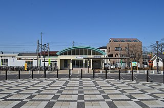 Gakuden Station (Aichi) Railway station in Inuyama, Aichi Prefecture, Japan