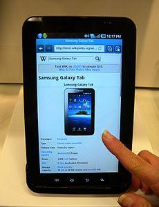 tablette samsung galaxy tab 10.1