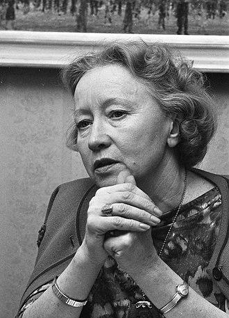 Galina Ulanova - Galina Ulanova in 1968