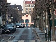 Gare de La Garenne-Colombes — Wikipédia
