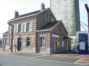 Arnèke - Arneke train station
