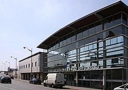Station Villeneuve-Saint-Georges