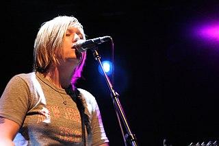 Garrison Starr American musician