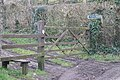 Gate and Stile - geograph.org.uk - 138810.jpg