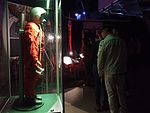 Gateway to space 2016, Budapest, SK-1 spacesuit.jpg