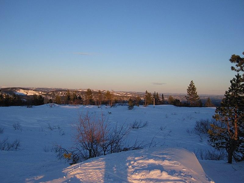 File:Gautefall - Telemark - panoramio.jpg