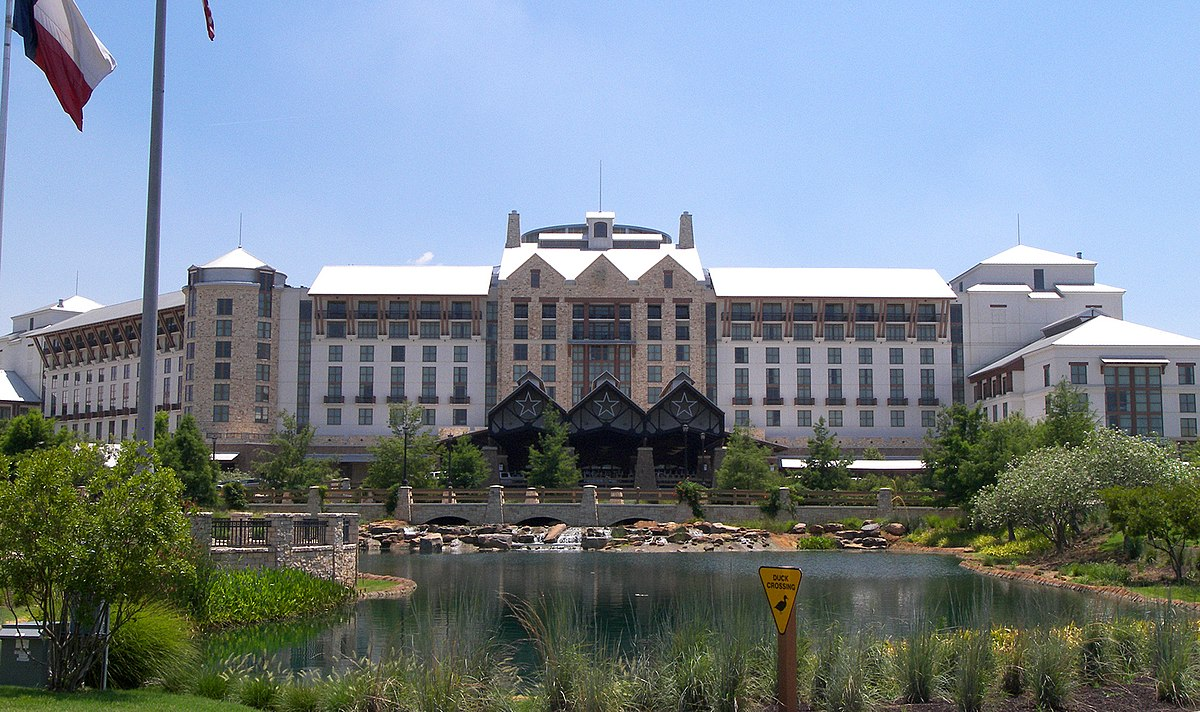 Gaylord Texan Room Rates