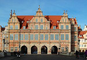 Green Gate - Image: Gdańsk Zielona Brama