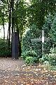 Gedenkstelle für die Opfer des RAF-Terroranschlags auf Hanns Martin Schleyer und Begleiter Stadtwaldrand Köln-Braunsfeld.jpg