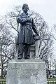 Gen. Nathaniel P. Banks statue on Waltham Common.jpg