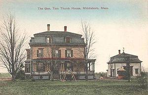 Middleborough, Massachusetts - General Tom Thumb House in 1914