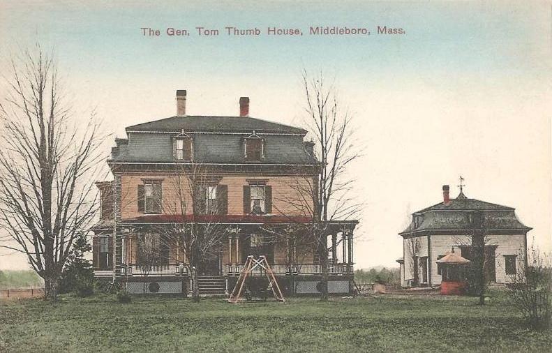 Gen. Tom Thumb House, Middleborough, MA