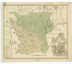 Karta Skane Och Danmark.Skanes Historia Wikipedia