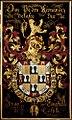 Gent, Sint-Baafskathedraal blazoen Pedro Hernandez de Velasco B STB 433 171.jpg