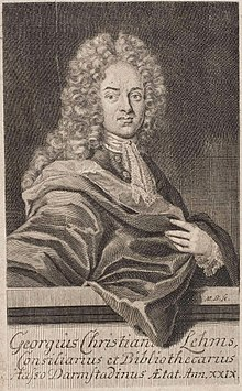 Georg Christian Lehms