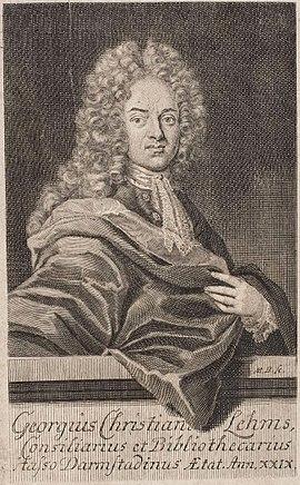 Georg Christian Lehms