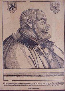 George, Margrave of Brandenburg-Ansbach Margrave of Brandenburg-Ansbach