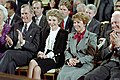 George H. W. Bush, Nancy Reagan, and Raisa Gorbacheva at the signing of the INF Treaty.jpg