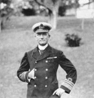 George Edwin Patey - Vice Admiral Sir George Patey
