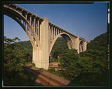 George Westinghouse Bridge - HAER PA-446 - 314426cu.jpg
