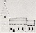 Georgskirche zu Gitter Zeichnung von 1820.jpg
