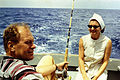 Gerald Ford tries deep-sea fishing.jpg
