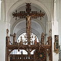 Germany Luebeck Cathetral thriumphcrucifix.jpg