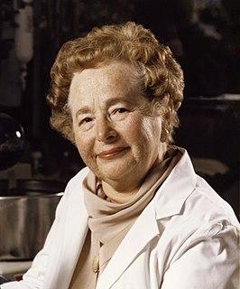 Gertrude B. Elion American biochemist and pharmacologist