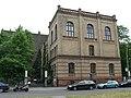 Gesundbrunnen Pankstraße Mitte museum.JPG