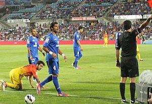 Getafe CF - Getafe Club de Fútbol vs. FC Barcelona.