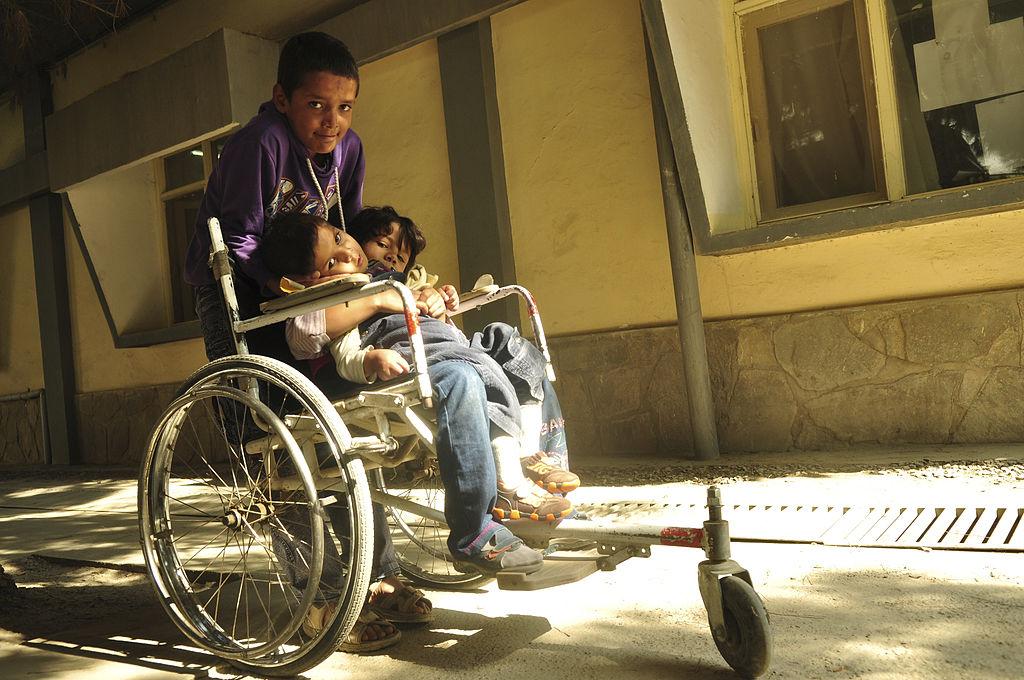 Cerca de um bilhão de pessoas no mundo sofrem com algum tipo de deficiência. Foto: Departamento do Reino Unido para o Desenvolvimento Internacional (Creative Commons)