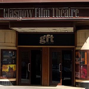 Glasgow Film Theatre - The Glasgow Film Theatre on Rose Street, Glasgow