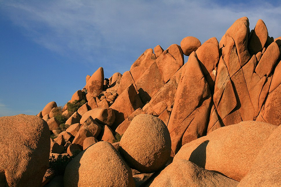 Giant Marbles in Joshua Tree National Park