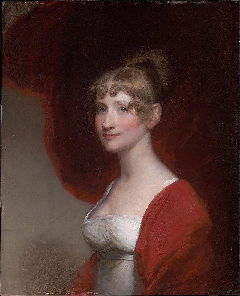 Гилберт Стюарт - миссис Джон Кларк Говард (Хэпзиба Свон) - 27.540 - Музей изящных искусств Arts.jpg