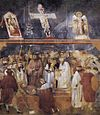 Giotto di Bondone - Legend of St Francis - 22. Verification of the Stigmata - WGA09148.jpg