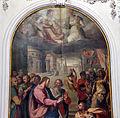 Giovanni Maria Butteri, Centurione di Cafarnao che impetra da Cristo la guarigione del figlio, 1585 ca. 02.JPG