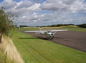 Glenrothes Airport.JPG