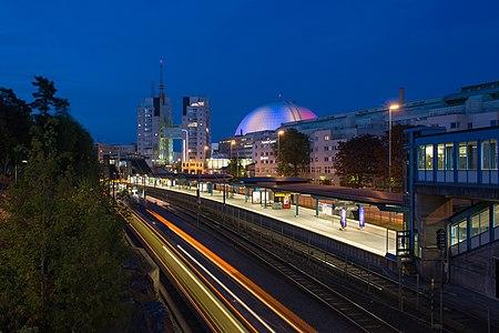 Globen metro