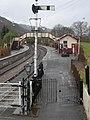 Glyndyfrdwy station on a wet day - geograph.org.uk - 827409.jpg