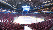 GM Place, home of the Vancouver Canucks.