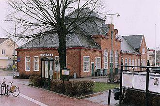 Gnesta - Gnesta railway station