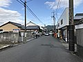 Gofukumachisuji Street in Hagi Castle Town 5.jpg