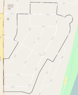 Gold Coast Historic District map, Richville, WN.png