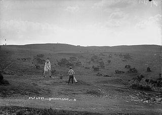 Golf links - Llandrindod Wells