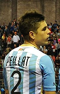 Gonzalo Peillat Argentine field hockey player