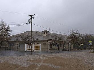 Goodsprings Schoolhouse - Image: Goodsprings Schoolhouse