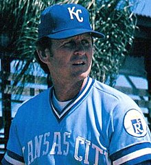 Gordy MacKenzie (coach) - Kansas City Royals - 1980.jpg